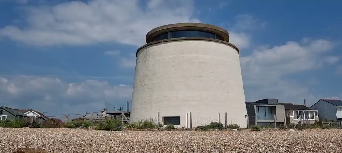 Image for the Tweet beginning: One last Martello Tower for