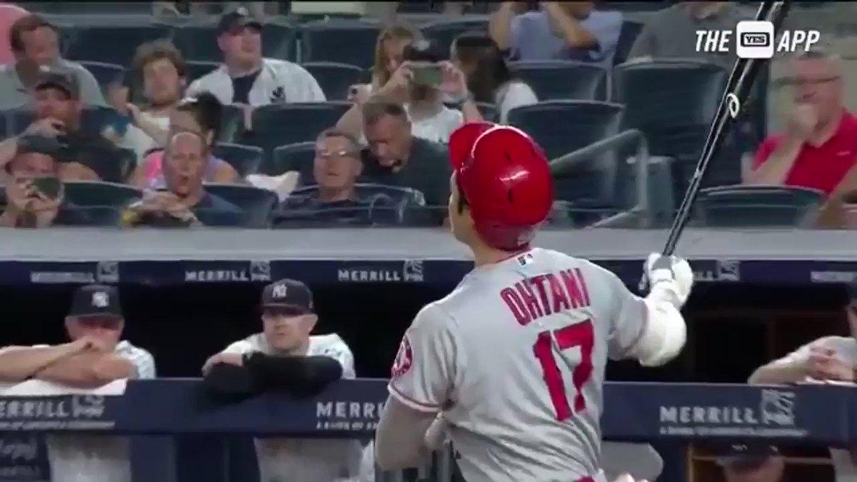 ヤンキースの投手、大谷選手を抑えるためにおかしくなる!