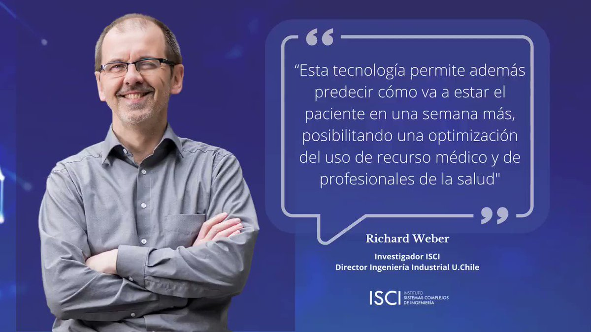 Image for the Tweet beginning: Ingenieros de la U.Chile, crearon