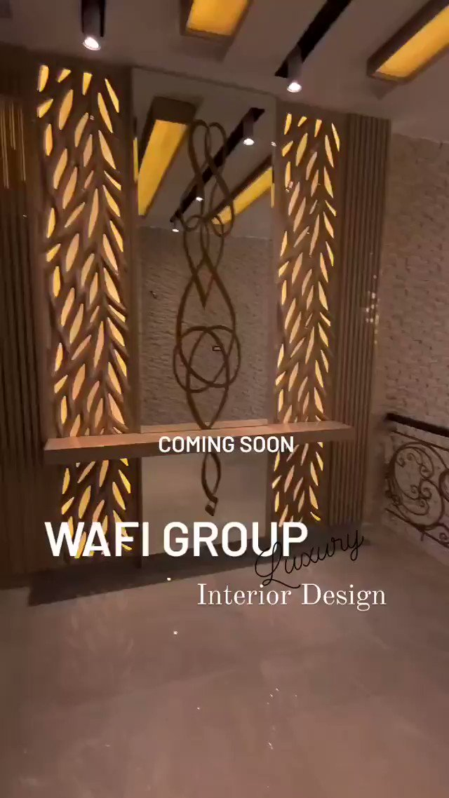 New #Gaza villa. Interior design by Wafi Group. #TheGazaYouDontSee https://t.co/m4z5d8Zvjm https://t.co/ggI87wvn5s