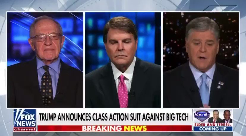 Dershowitz: This is the most important First Amendment case of the 21st century https://t.co/7FNIoo1s1f
