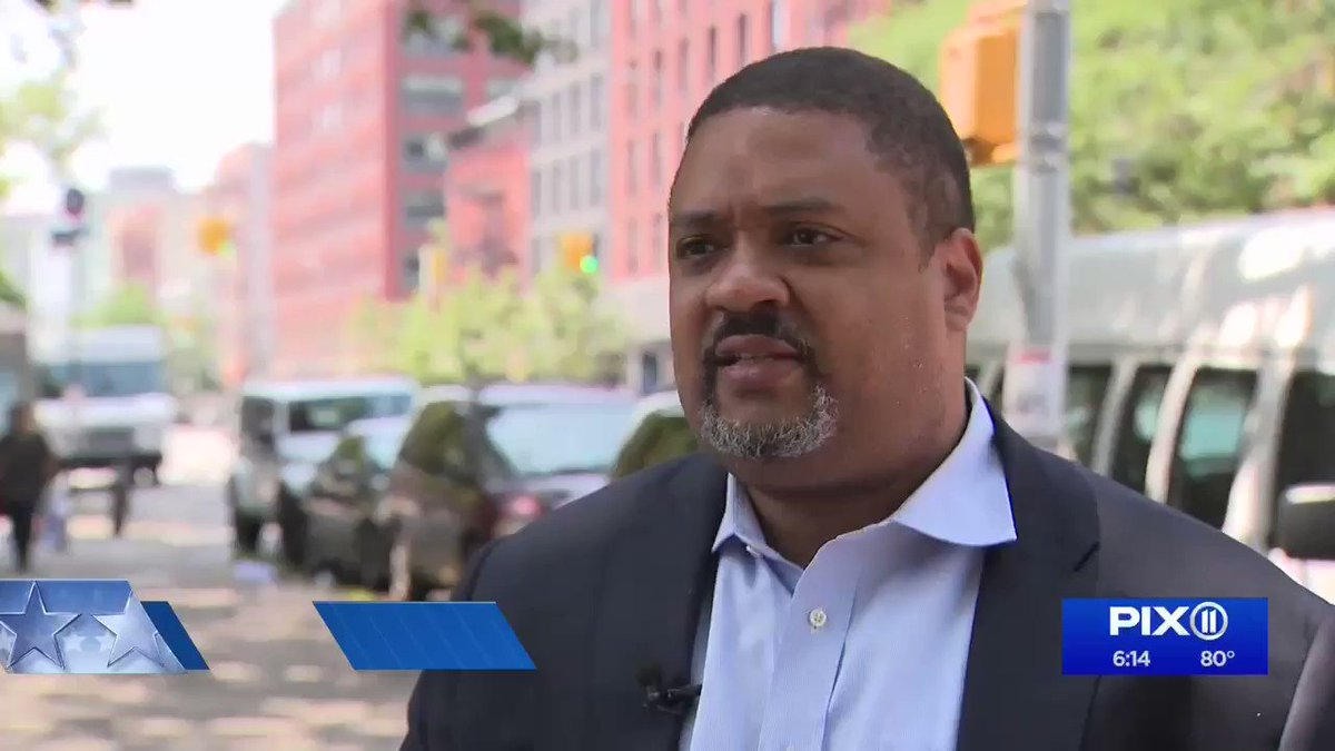 POISED TO MAKE HISTORY AS MANHATTAN'S FIRST BLACK DA  After a tough primary fight and his closest opponent conceded, @AlvinBraggNYC granted his first TV interview to @PIX11News My conversation with the #Harlem native #PIXonPolitics #NYCPolitics #CriminalJusticeReform #ManhattanDA https://t.co/nlqfd03rtV