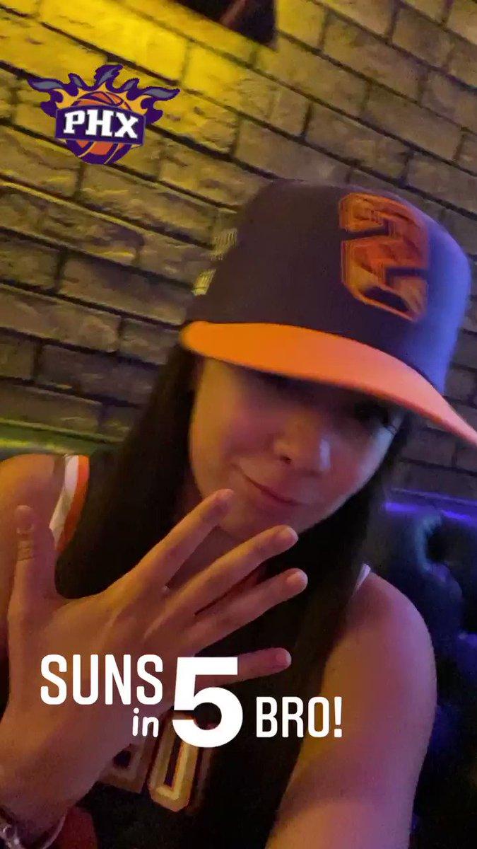 @PTorresTV's photo on Suns in 5