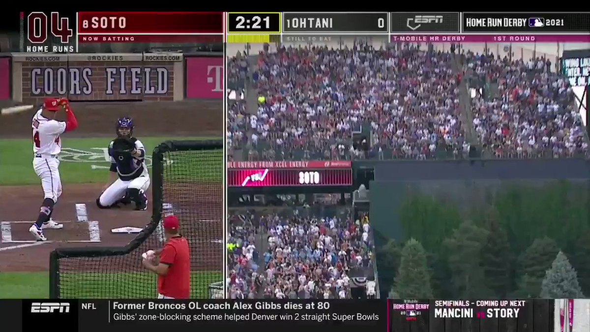 5️⃣2️⃣0️⃣ FEET!!!  Juan Soto DESTROYED this baseball 😅 @BRWalkoff  (via @MLB) https://t.co/c3chXJI4Fo