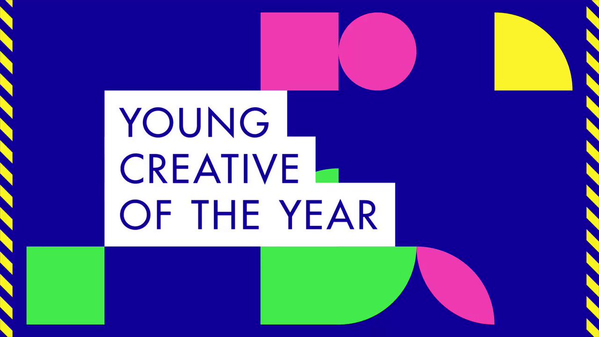 Do you know someone aged 13-25 who's inspiring future generations of Mancunians through their creativity, or supporting others to be creative?   Nominate them for the Young Creative of the Year award.   Apply here 👇👇👇 https://t.co/aMMEwxSgwC  #ManchesterCultureAwards2021 https://t.co/2J68WZlMev