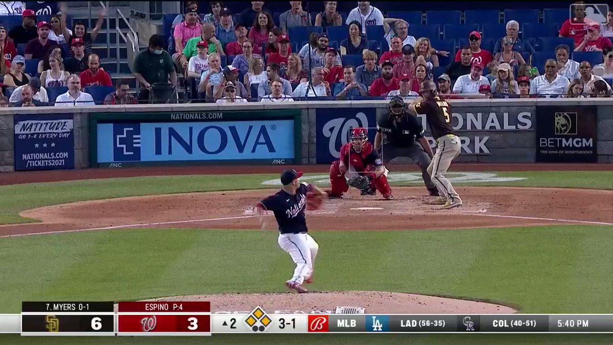 @MLBONFOX's photo on Wil Myers