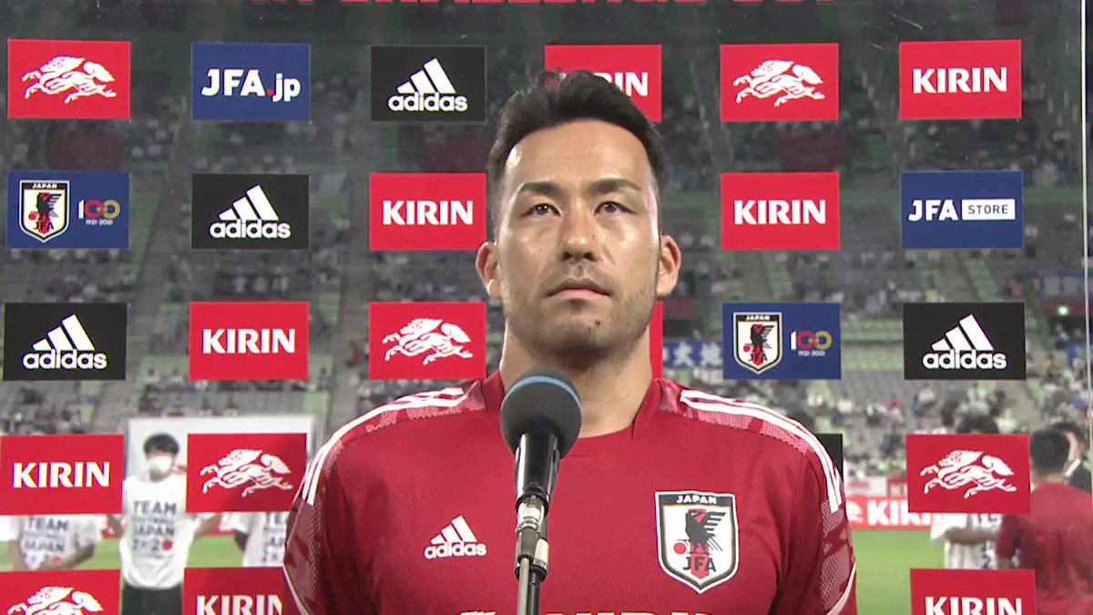 サッカー日本代表の吉田選手、有観客での開催を訴え!