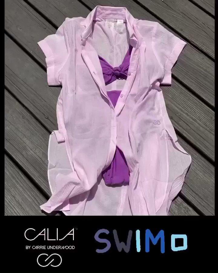 Swim-ready!👙 #StayThePath @CALIAbyCarrie https://t.co/GsVJQs7yBS