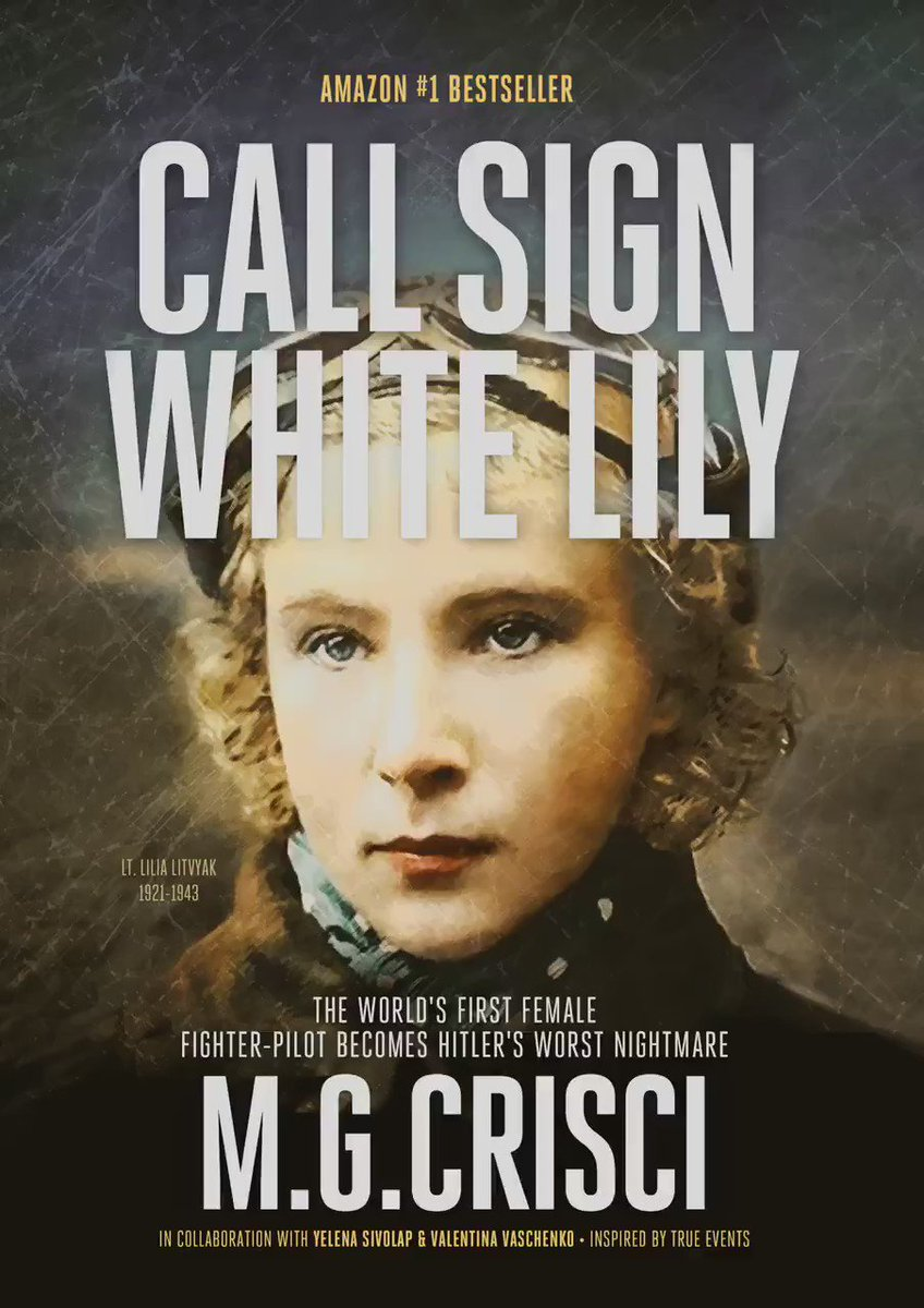 Why I selected Call Sign, White Lily by @WorldofMGCrisci as my first NFT collectible offering: https://t.co/UEj49EwEtz #NFT #amreading #truestory #ww2 https://t.co/c8VChAGxqy