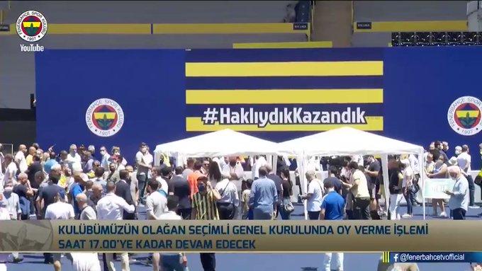 Bir Fenerbahçeli Video Trending In Worldwide