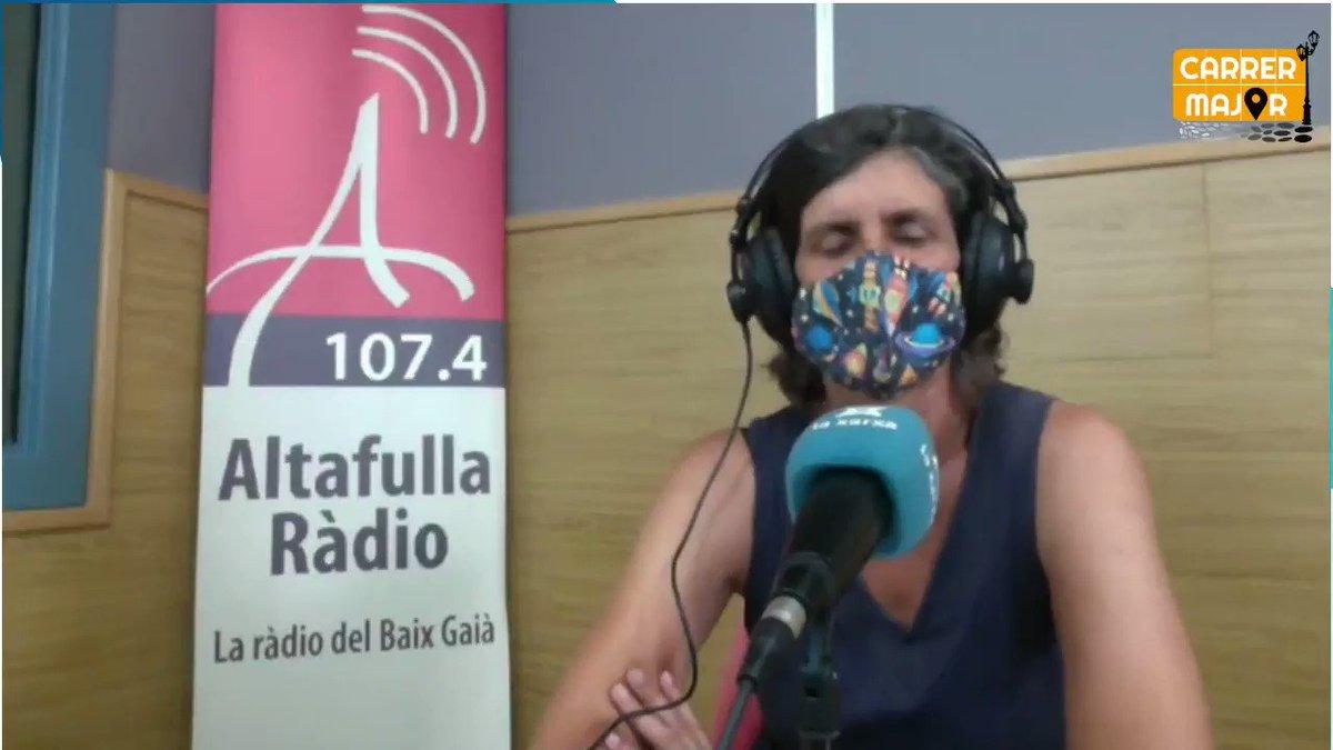 Image for the Tweet beginning: #CarrerMajor | Hem conegut el
