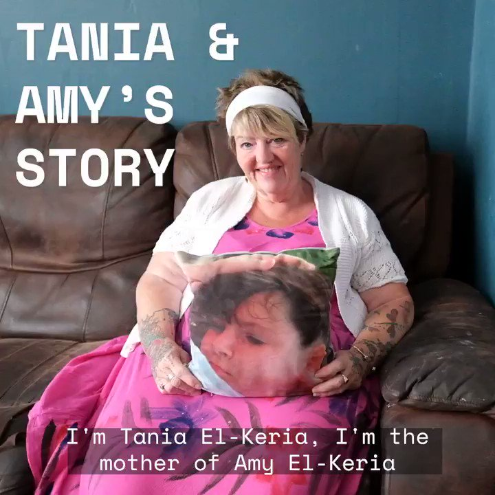 Tania's daughter, Amy, died in a privately run hospital.  Now she's fighting a corporate takeover of the #NHS.  Join her & add your name to stop the NHS Bill: https://t.co/8WwNh9uAyR   #NHSCorporateTakeover #ScrapNHSBill https://t.co/DD7PHFf5Nn