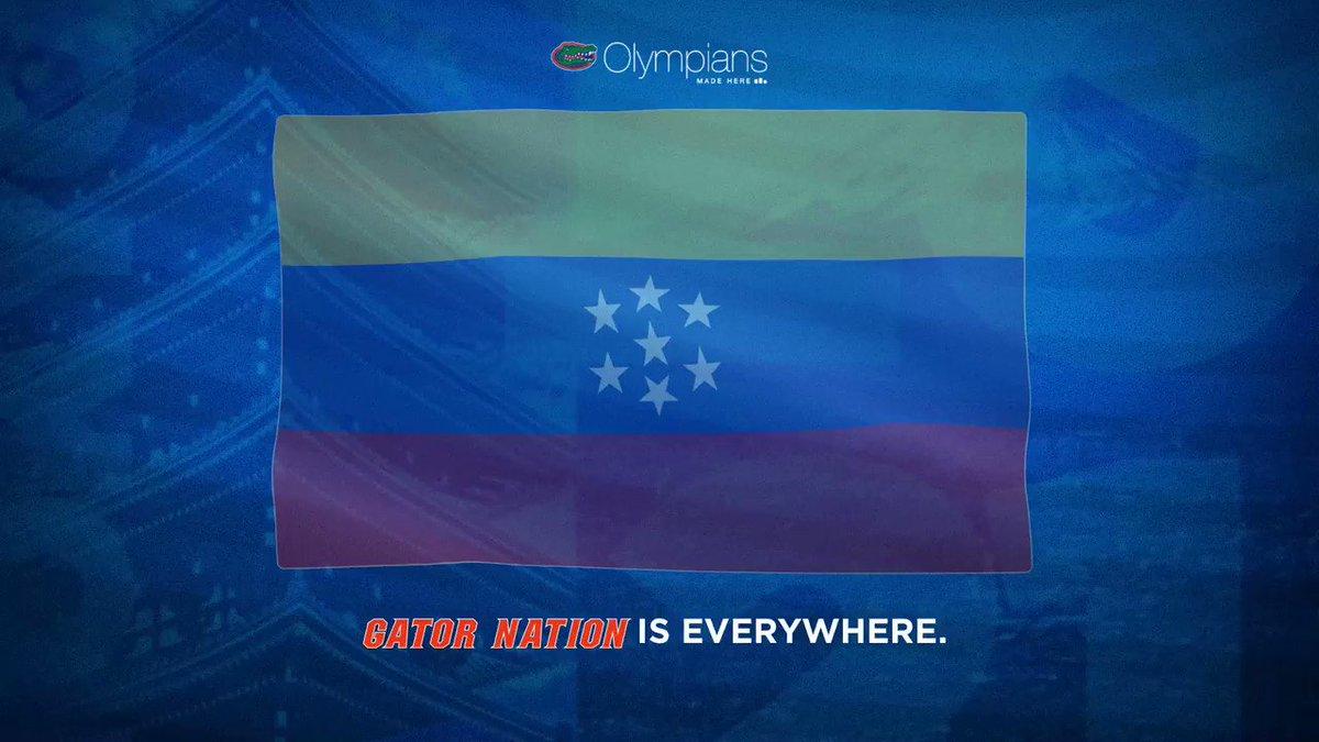 3️⃣1️⃣ Gators  1️⃣5️⃣ countries  2️⃣0️⃣2️⃣0️⃣ Olympic action for Gators starts today!  #OlympiansMadeHere #GoGators https://t.co/HDnejgBOqn