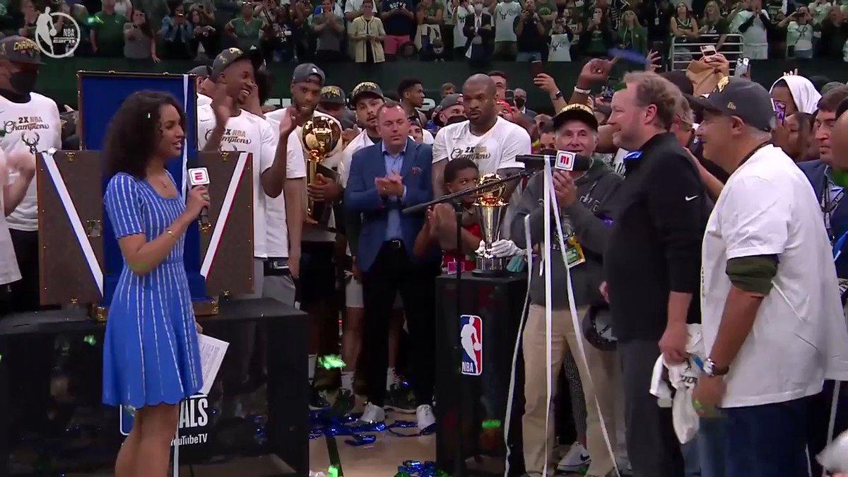 @NBA's photo on Budenholzer