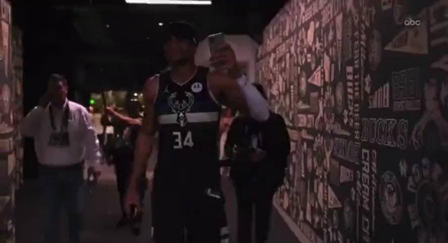 Pulling up to the group chat after saying 'Bucks in six' all series https://t.co/FGfaSpM3Nl