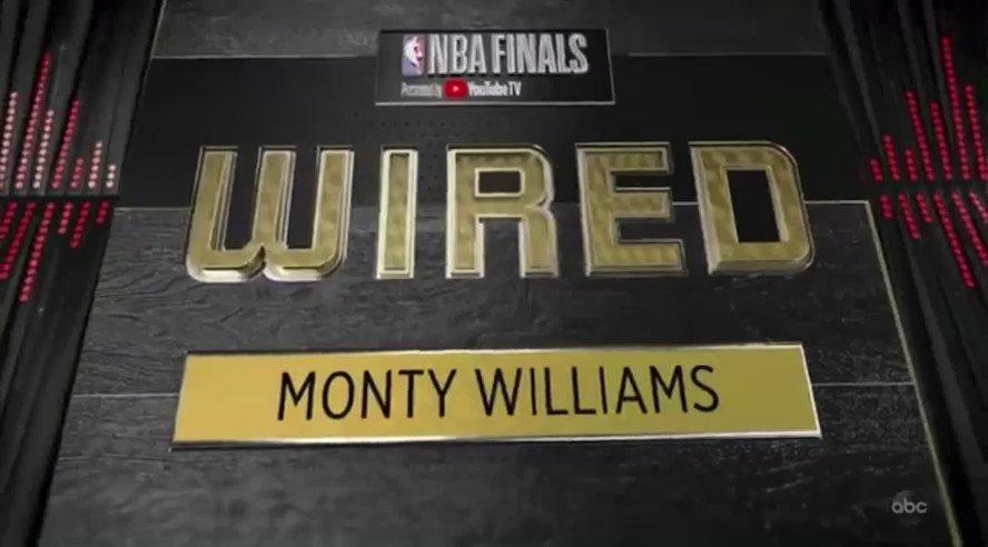 @WorldWideWob's photo on Monty Williams