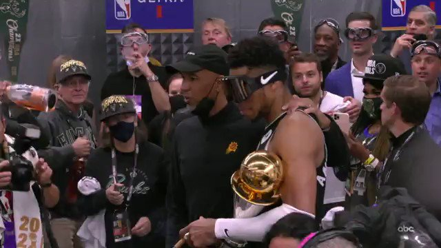 Monty Williams is seriously one of the greatest human beings on this planet. https://t.co/GgZ5JeOO2K