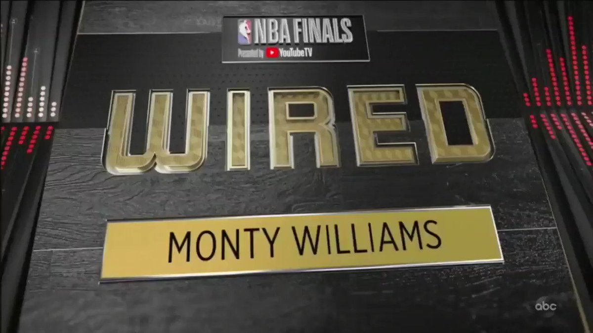 Monty Williams congratulates Giannis and the @Bucks after an incredible NBA Finals.   #ThatsGame https://t.co/Evsy5I1IsO
