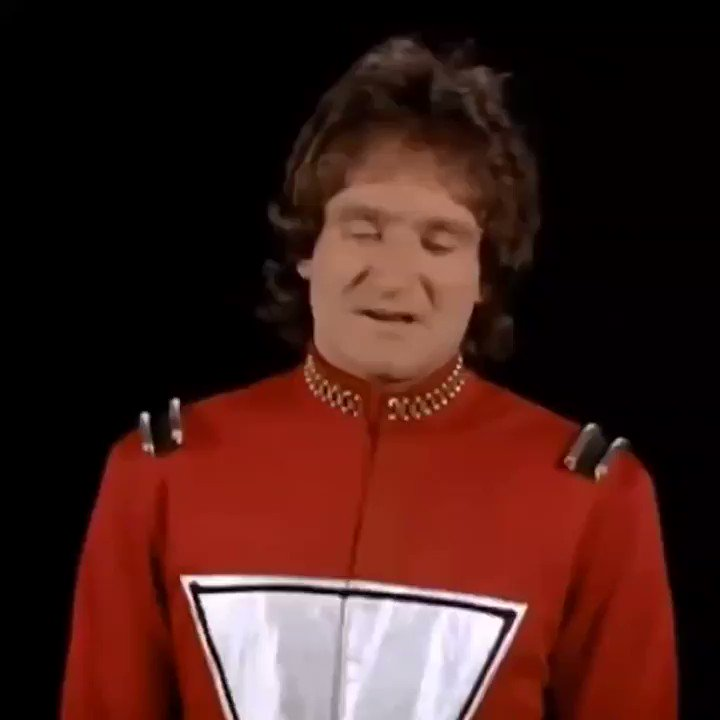 RT @finitefilmsldn: Today is Robin Williams' birthday, he would've been 70. 🙏 #RobinWilliams https://t.co/O14ForkEsC