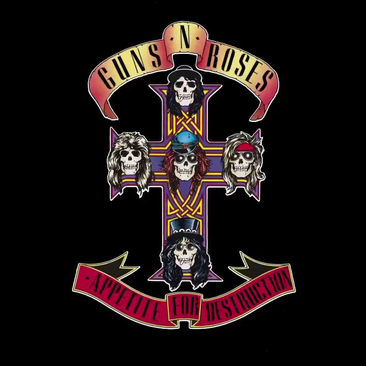 @MonstersOfRock's photo on Appetite for Destruction