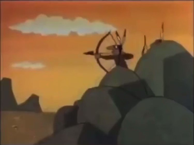 When Native Americans make a big deal out of mascots and racist depictions in movies, it's because it matters. These shape the public perception of Natives and it's all wrong. Often times, it devalues Native life—like this video of Bugs Bunny killing Natives and keeping score https://t.co/ZmZT9So7gl
