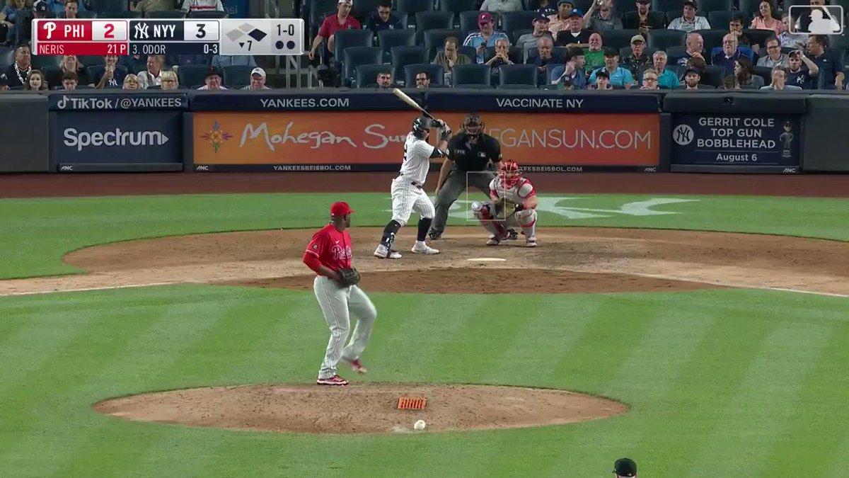 @Yankees_Beisbol's photo on Odor