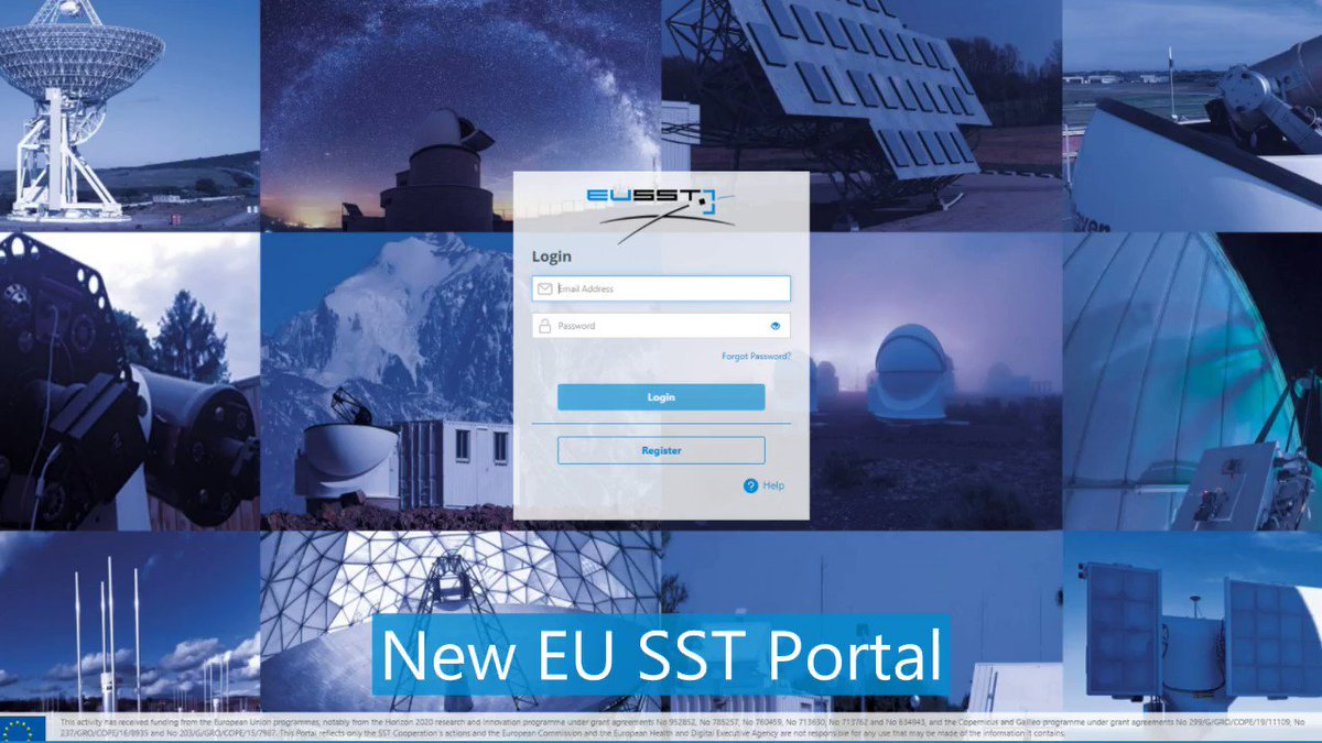 Image for the Tweet beginning: #DYK that #EUSST has a