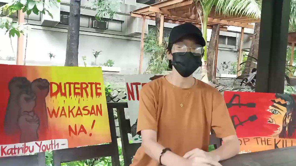 Bakit natin kailangan manindigan sa darating na July 26? 🤔  Pakinggan si Jen Balgos, tagapagpangulo ng KATRIBU PUP Chapter.  #StopTheAttacks #DuterteWakasan https://t.co/zdEbAMXHvv