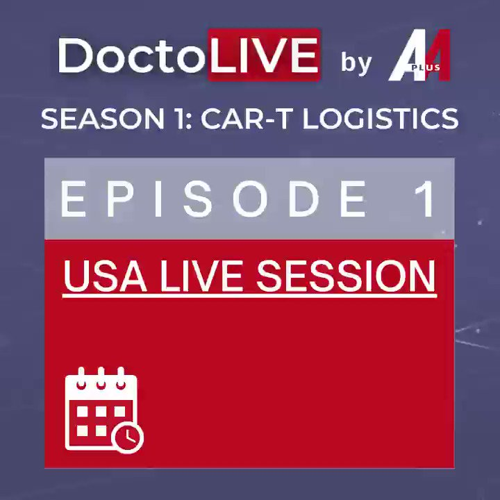 Image for the Tweet beginning: 1/2  🩺🗣️ #DoctoLIVE | It's Today!