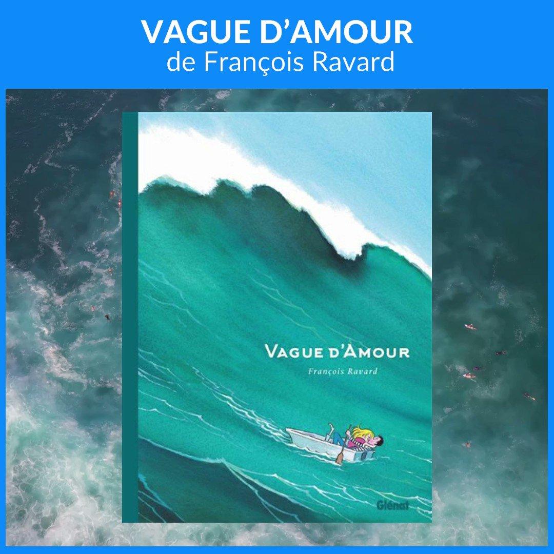 Vous avez envie de sentir l'odeur iodée de la mer 🌊, de la Bretagne avant même d'arriver sur votre lieu de #vacances ? Vague d'#amour 🥰, une nouveauté #BD 2021 de François Ravard, est l'ouvrage qu'il vous faut.  En bref, la #Bretagne, ça vous gagne ! 😀 https://t.co/VPtnPfUjEd