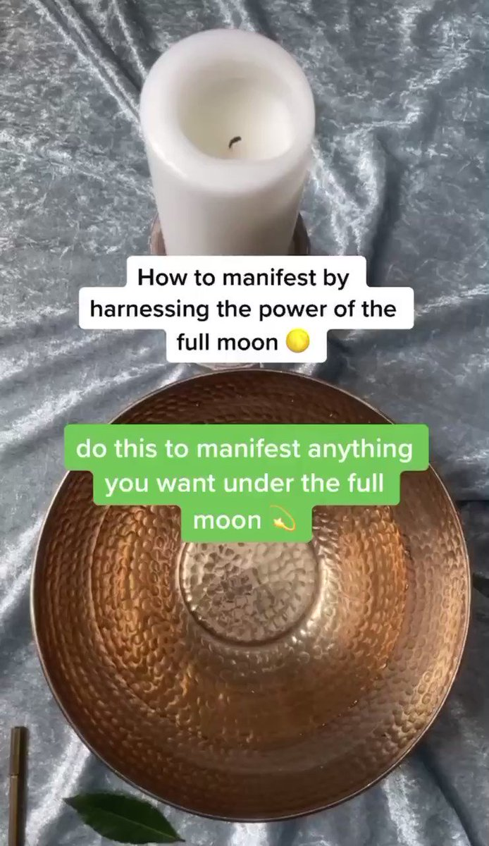 How to manifest by harnessing the power of the full moon tonight 🌕 https://t.co/o2HduIY7Sz