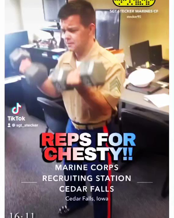 Have a FUN FRIDAY!!! #workoutmotivation #workout #workoutdone #workouts #military #iowa #IowaAF #MARINES #USMC #FridayMotivation #FridayThoughts #FridayFunDay #FridayVibes https://t.co/QQq12PLpNZ