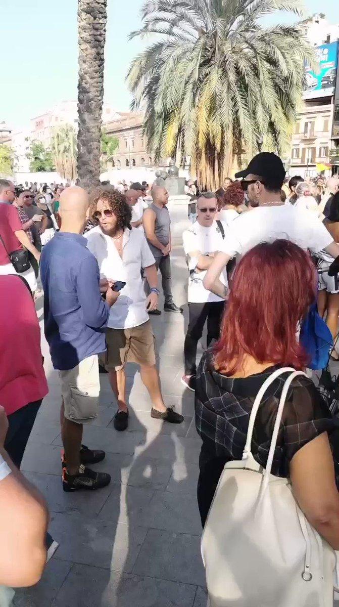Image for the Tweet beginning: Palermo