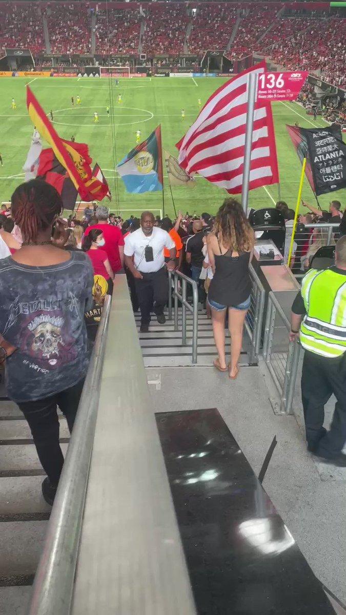 @GAFollowers's photo on Atlanta United