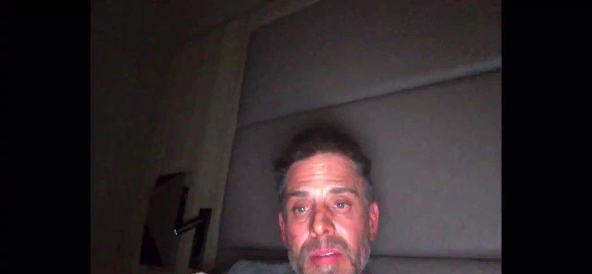 VIRAL VIDEO Shows Split Screen of Hunter Biden Smoking a Crack Pipe and Joe Biden Bragging About Severe Punishment for Drug Crimes OiB9V9Kwvca2l_IU