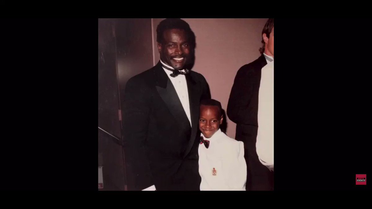 Dad,  You're the greatest football player I've EVER seen but you were an even greater man. I miss you like crazy but your friends & fans are helping us keep your legacy alive down here. #HBD Sweetness! It's your day! 🐐 @walterpayton #HappyBirthday34 #Bears @ChicagoBears https://t.co/YrjWNbQUoX