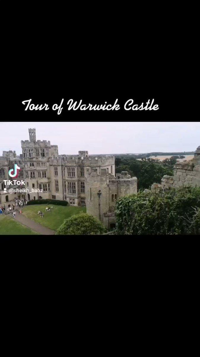 Tour of Warwick Castle with @R04IM . #tour #Travel #Traveladdict #Travelawesome #Travelblog #Travelblogger #Traveldeeper #Traveler #Travelgram #Traveling #Travelingram #Traveller #Travellife #Travelling #Travelphoto #Travelphotography #traveltheworld #uk #unitedkingdom https://t.co/hRzJEE9dgz