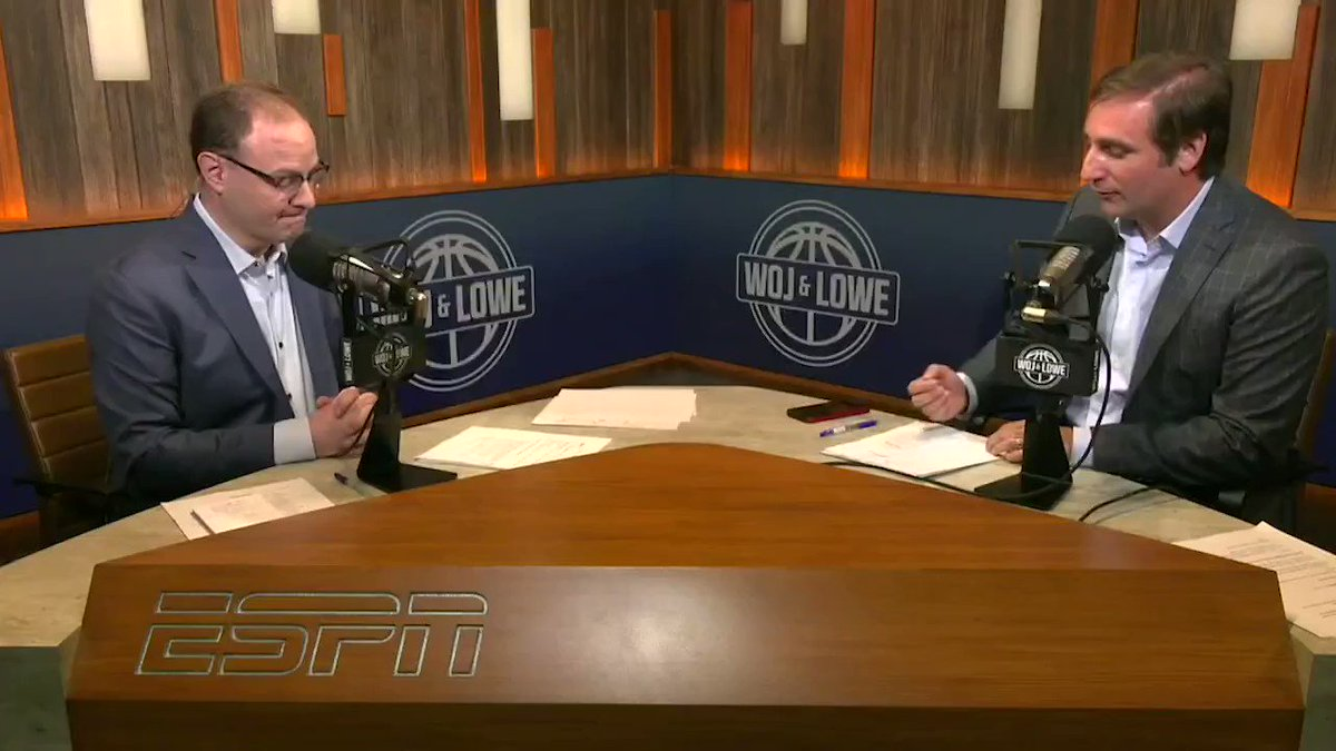 Breaking down free agent guard Dennis Schroder and the Lakers on the Woj & Lowe Show https://t.co/fFjJTXDgj4