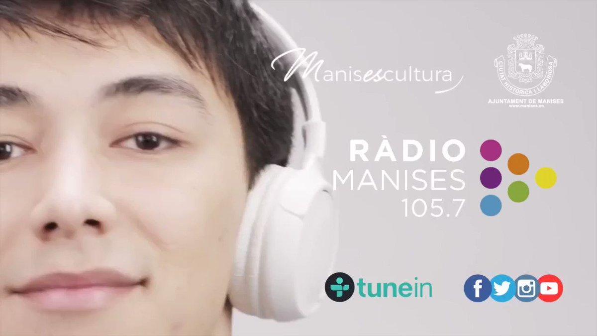 Image for the Tweet beginning: Sintoniza ...! @radiomanises 105.7, ,