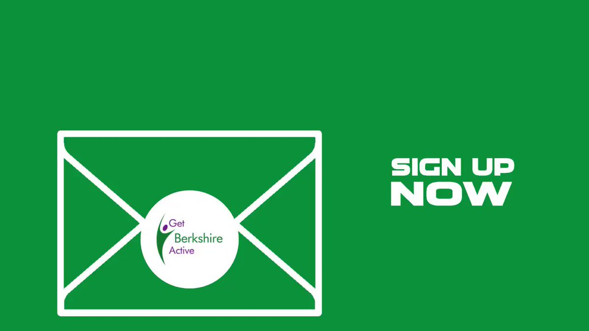 Make sure you sign up to our monthly e-news ▶️https://t.co/8GlUSvn5aj to receive the latest updates on: 💰 funding 🏃♀️physical activity programmes 💻training courses 💡 insight ✅ jobs 🆘 supportive resources.