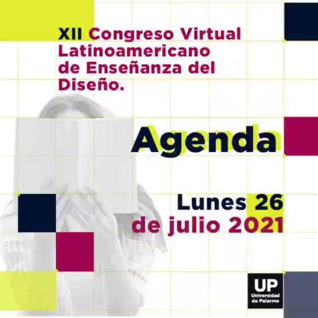Image for the Tweet beginning: #HOY ¡Compartimos la agenda del