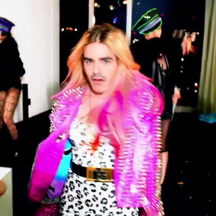Happy birthday to Madonna s craziest fan (by far)