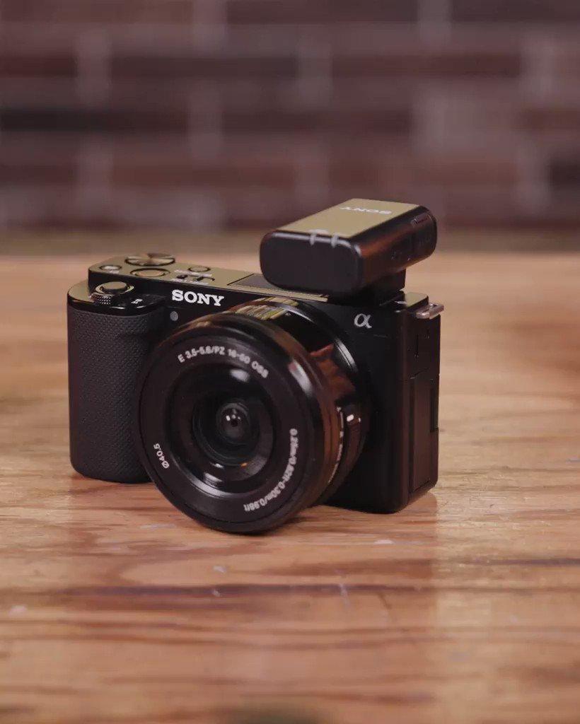 Nouvel appareil vlog Sony ZV-E10 à optiques interchangeables : pour les créateurs de contenus désireux de passer à la vitesse supérieure 📸 Découvrez-le en vidéo : https://t.co/m4zLiuY1gi https://t.co/7sogJOUlPQ