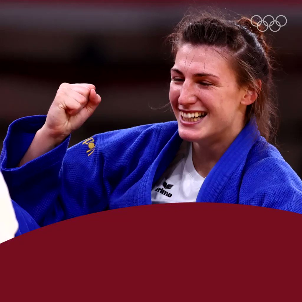 @Olympics's photo on Michaela