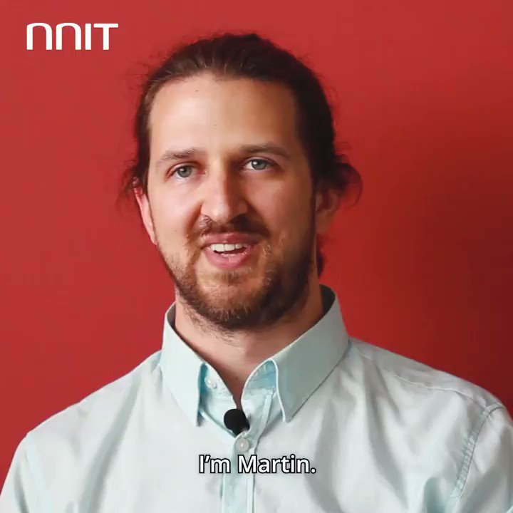 """""""I don't think that there's been any moment in my entire NNIT career that I could say: 'Okay, now I know everything. There's nothing more to learn for me.'""""  Join Martin in NNIT Life Sciences team in Prague by checking out open positions at https://t.co/rVKDqvTfP0 https://t.co/0pEJbZpTiV"""