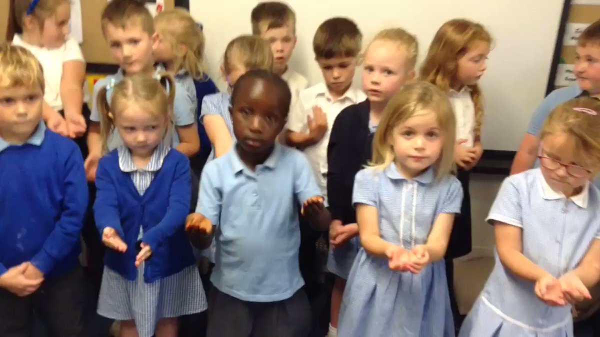 Image for the Tweet beginning: A snippet of Reception's leaving