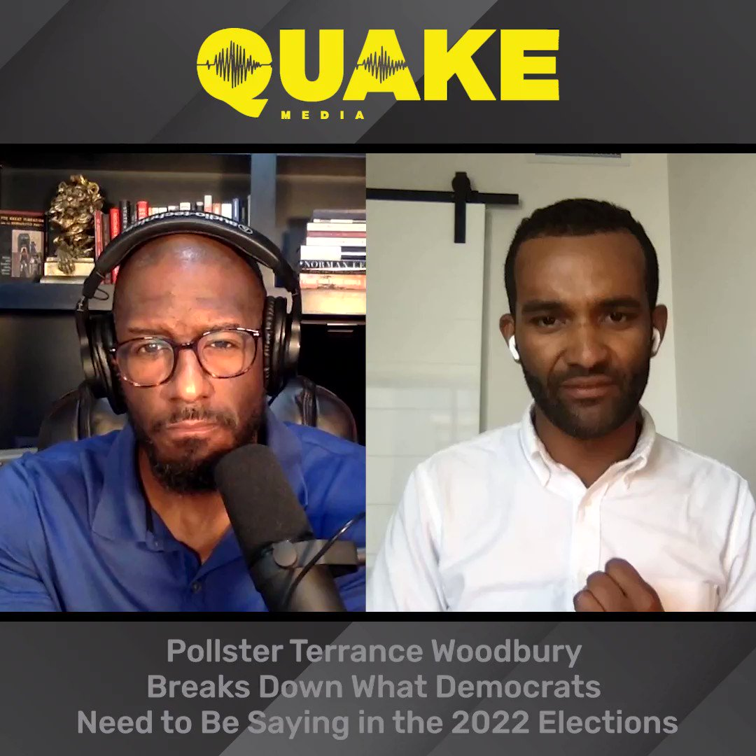 .@HITStrat x @AndrewGillum   Check out our Founding Partner on the Quake with Andrew Gillum!  HIT Strat is working at the intersection of some of America's most pressing issues. We're ready for 2022! https://t.co/okHNzegndu