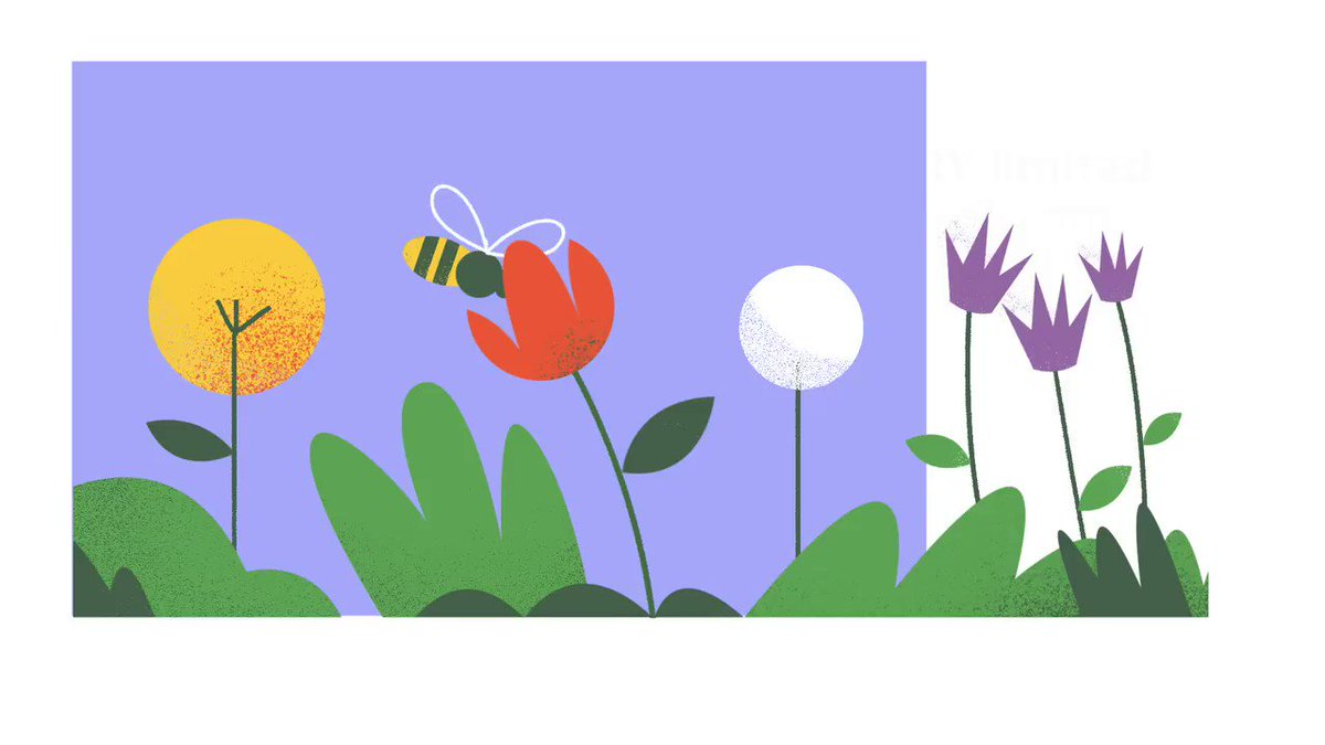 """Image for the Tweet beginning: """"In recent years, bees have"""