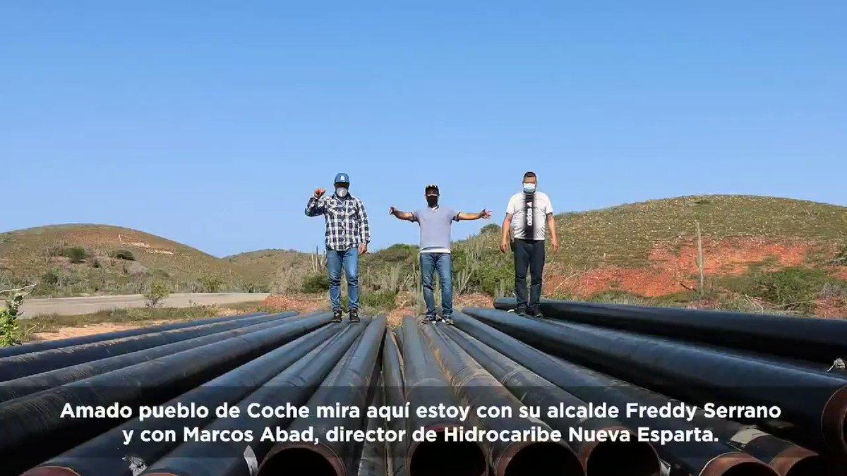 Image for the Tweet beginning: #BuenasNoticias Estamos adelantando un proyecto