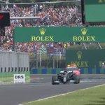 珍事、F1ハンガリーグランプリでスタートが1台だけとなってしまう!
